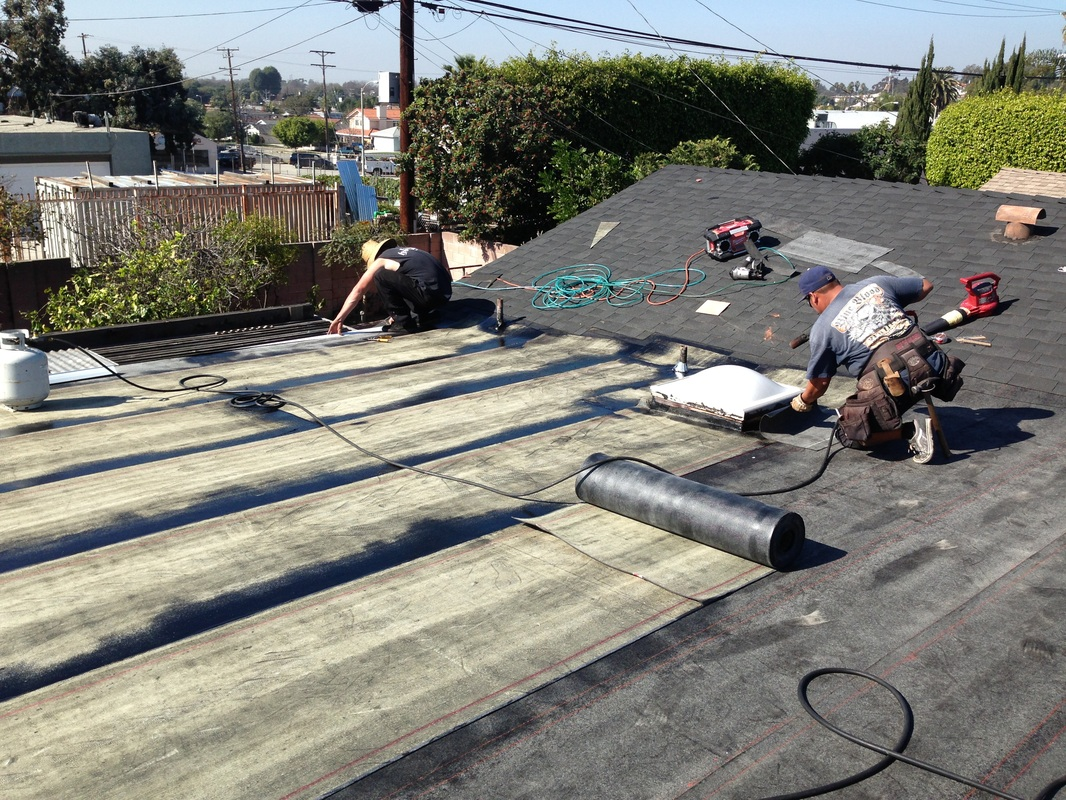 Perfect EC Roofing